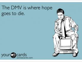 不用大排长龙!可以直接在加州 DMV 网上完成的事
